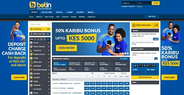 BETIN REVIEW BY FCBET COM - Sports Betting Guide - Free